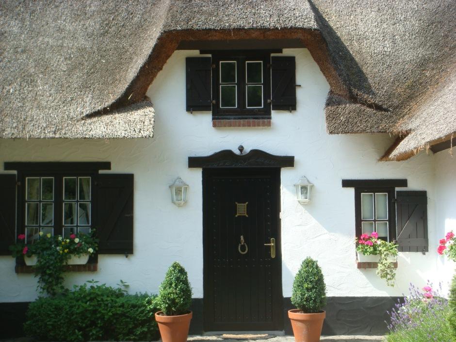 Belgium Housefront