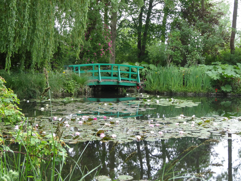 Monet S Garden At Giverny Jardin