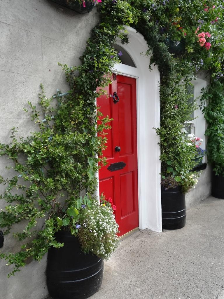 Greening the inner city, Dublin