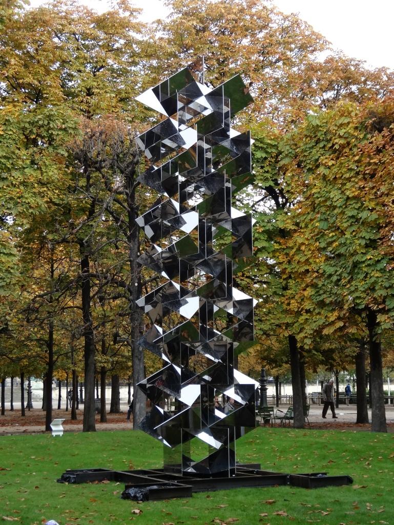 Contemporary art fair, Paris 2013 Francisco Sobrino