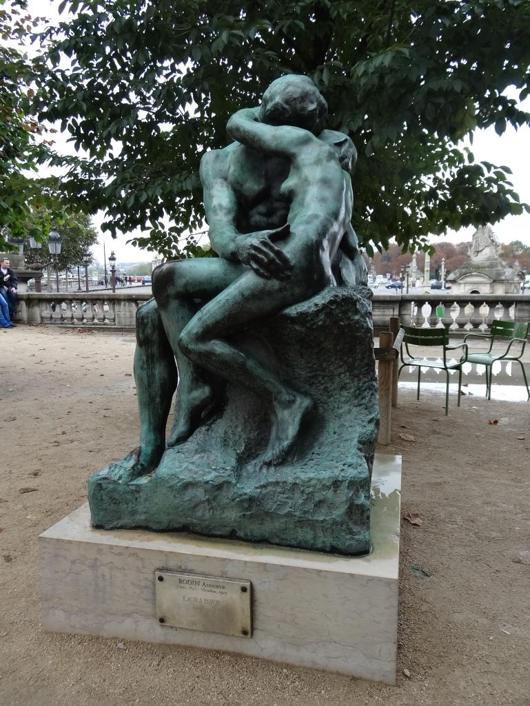 A.Rodin 'The Kiss'