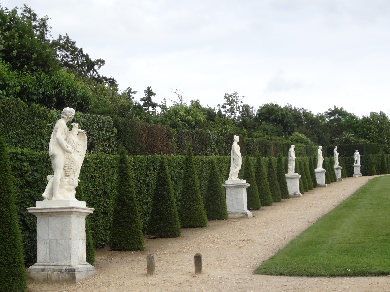 Garden Of Love At Chteau De Villandry Most Romantic ...