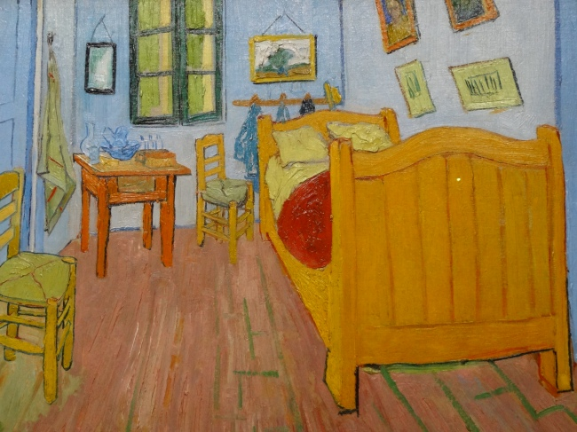 Van Gogh colour theory