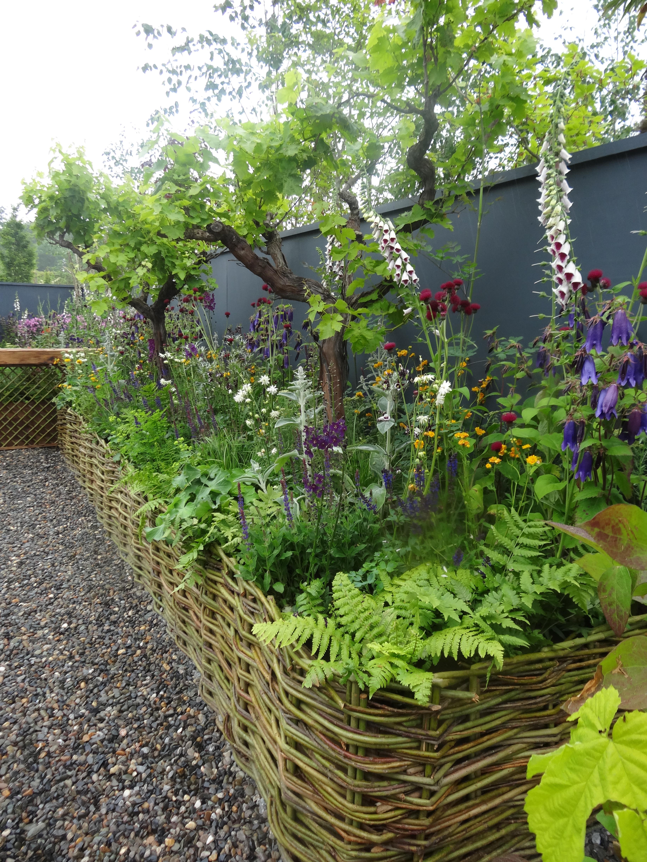 Irish garden design showcased bloom 2014 jardin for Garden design kildare