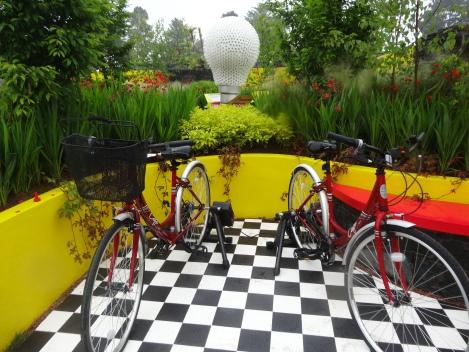 The Solus Concept Garden
