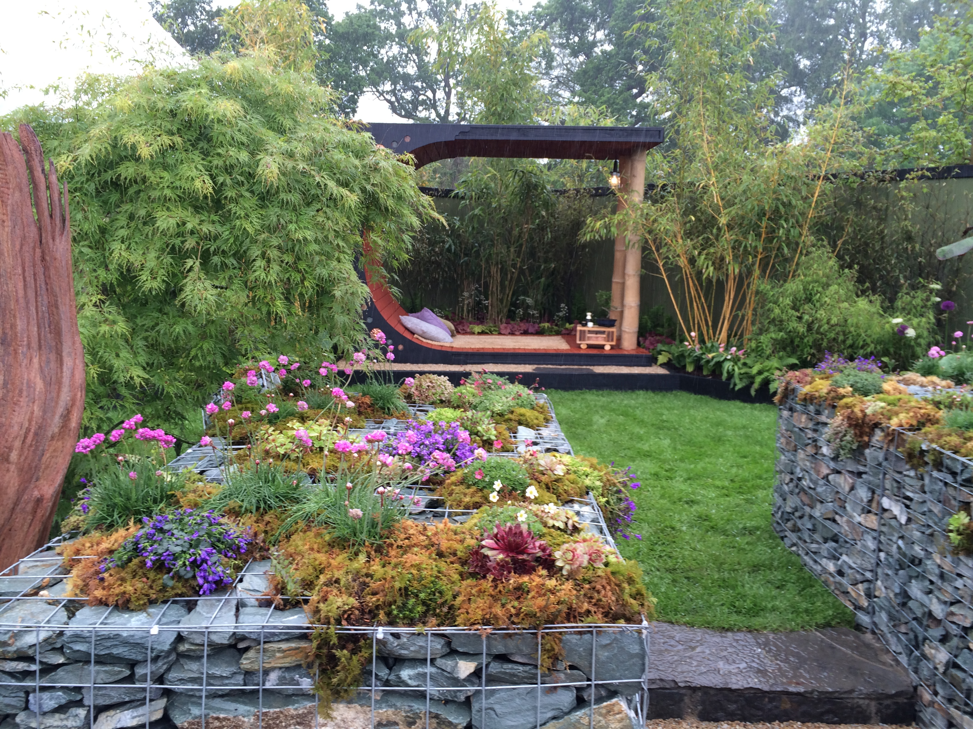 Irish garden design showcased bloom 2014 jardin for Garden design fest 2014