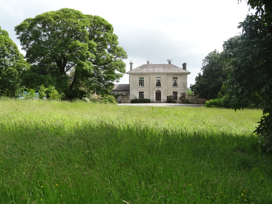 Burtown House and garden