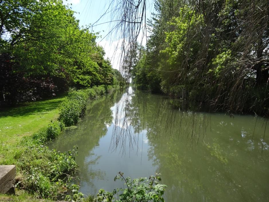 River Ivel, Jordans Mill, Bedfordshire