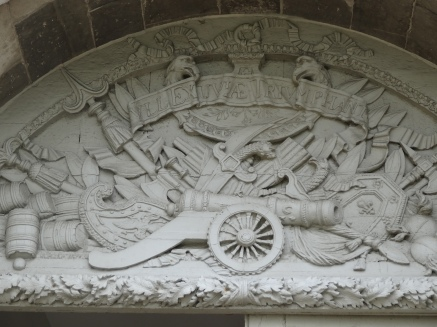 Door frieze RH Kilmainham