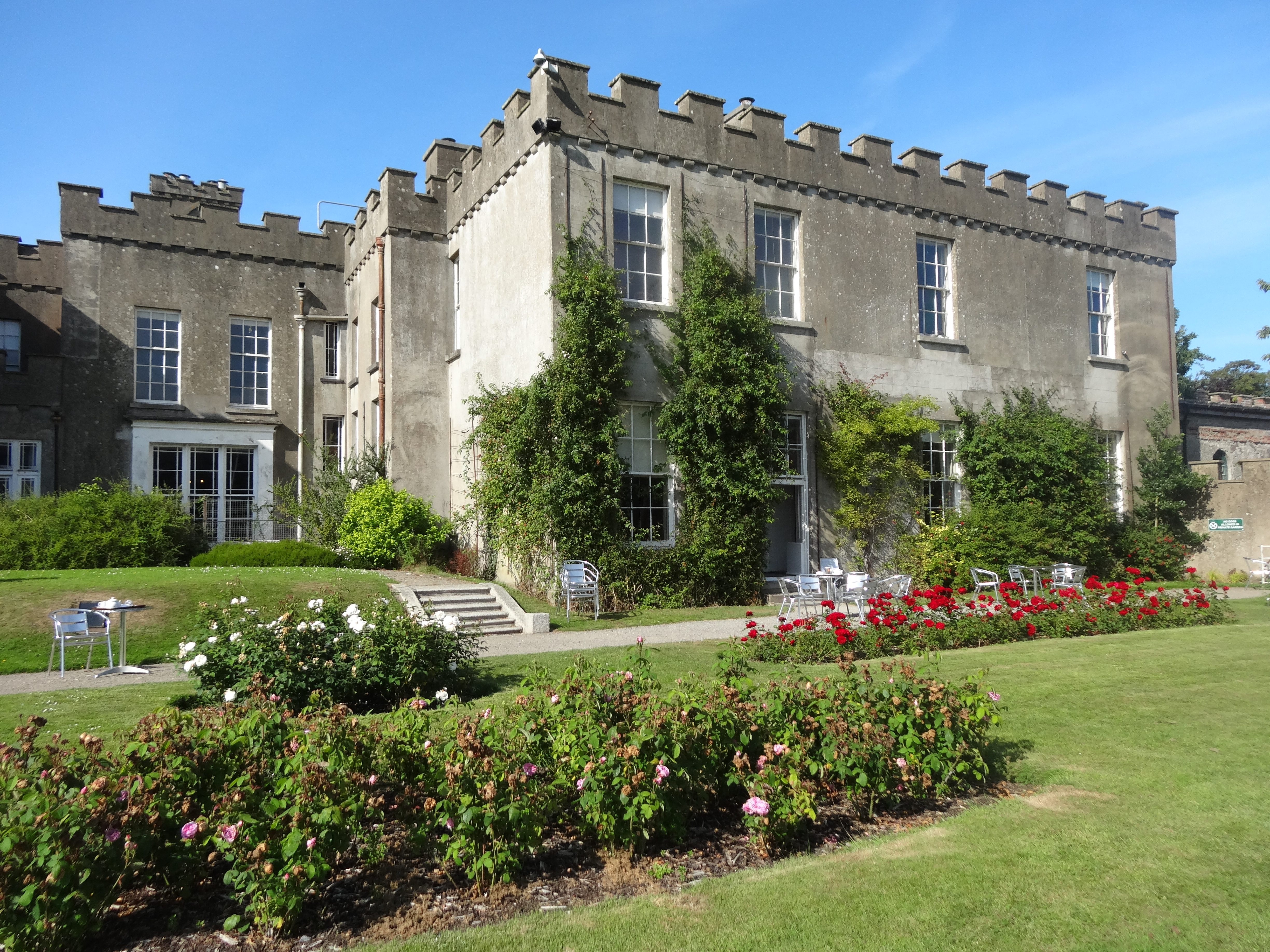 Events At The Castle Tea Room August