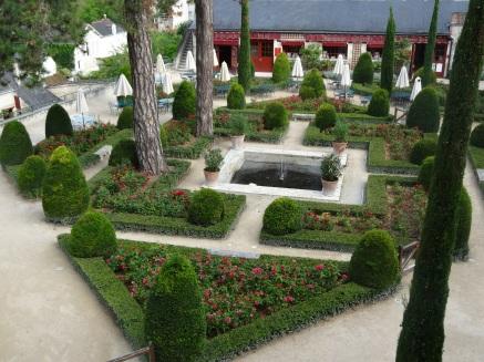 da Vinci garden, Clos Luce