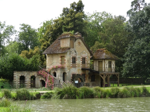 The Mill at the Hameau, Versailles