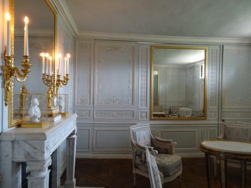 Marie Antoinette's apartment, Petit Trianon