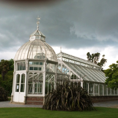 The Victorian greenhouse, Malahide Castle