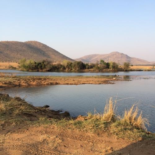 The Mankwe Dam, Pilanesberg