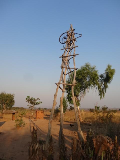 William's original windmill