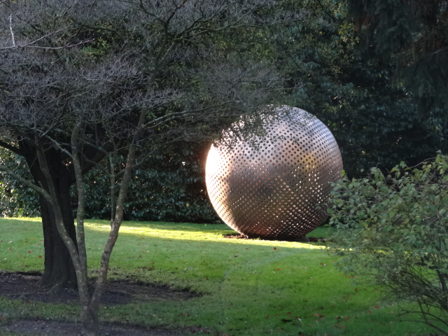 Sculptural surprise at Farmleigh
