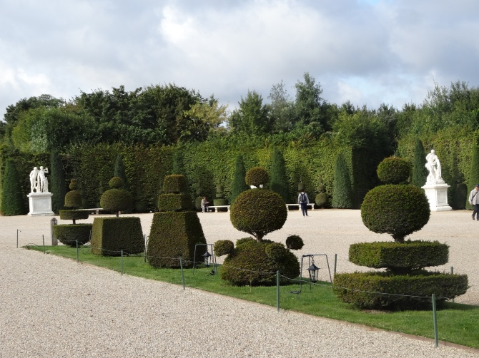 Topiary at Versailles