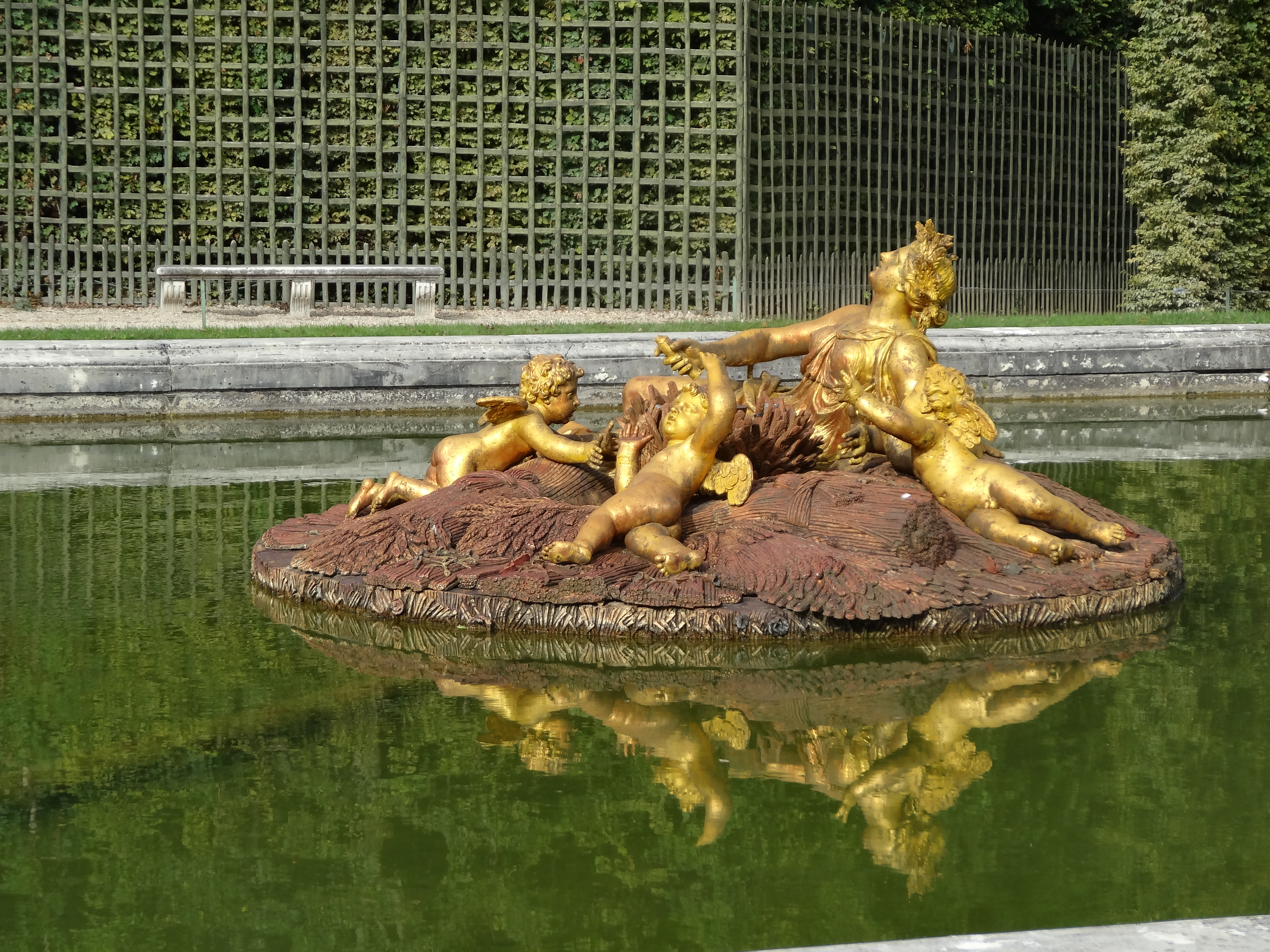After 300 years, a Contemporary Garden at Versailles. | Jardin
