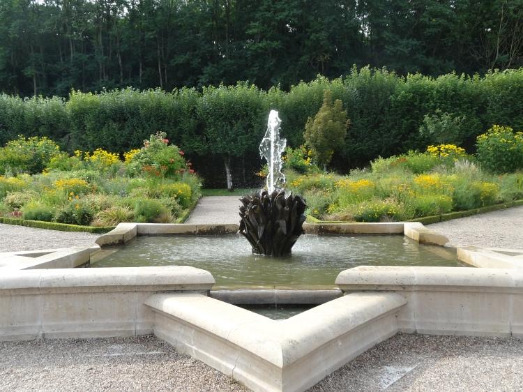 The Sun Garden, Villandry.