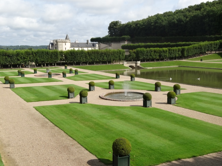 The Water Garden, Villandry.