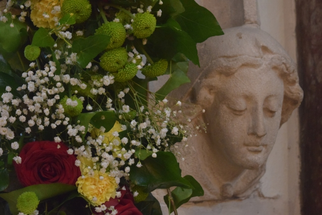 St Joseph's Church Flower Festival, Dublin