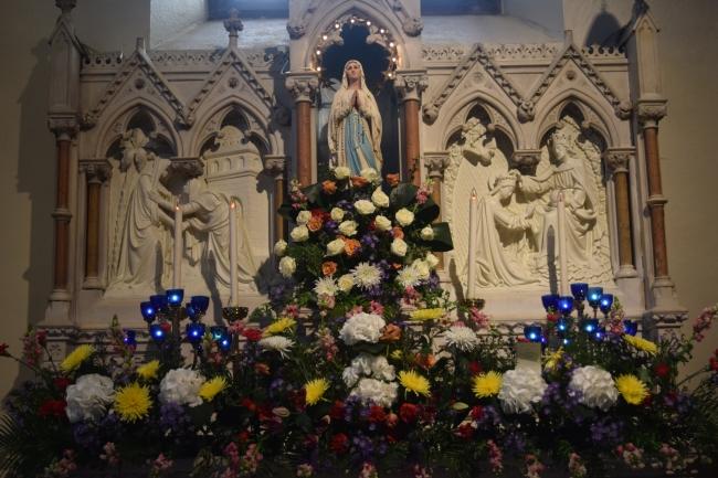 St Joseph's Flower Festival