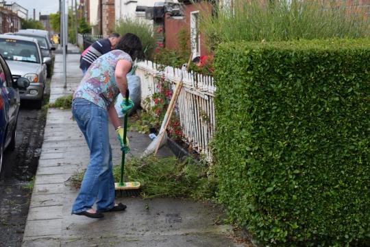 Greening the inner city