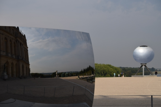 'C-Curve' and 'Sky Mirror'.