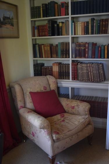 Library, Hidcote