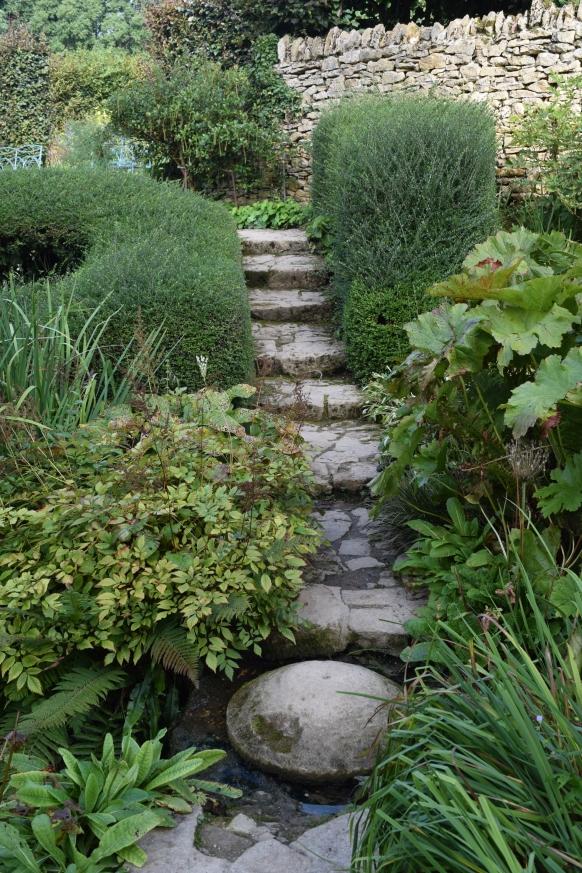 Upper Stream garden, Hidcote